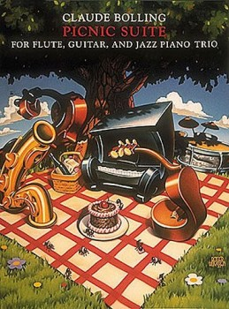 Picnic Suite [Fl/Jazz Pno Trio/Gtr] available at Guitar Notes.