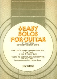 6 Easy Solos(Quine) available at Guitar Notes.