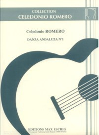 Danza Andaluza no.1 available at Guitar Notes.