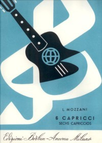 6 Capricci available at Guitar Notes.