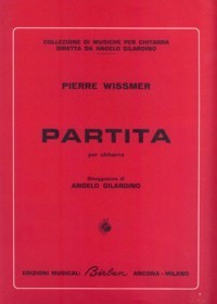 Partita available at Guitar Notes.
