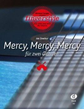 Mercy,Mercy, Mercy(Langer) available at Guitar Notes.