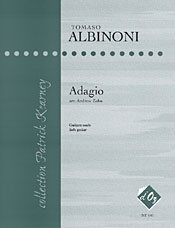 Adagio(Zohn) available at Guitar Notes.