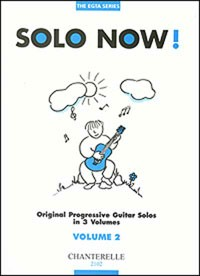 Solo Now! Vol.2 available at Guitar Notes.