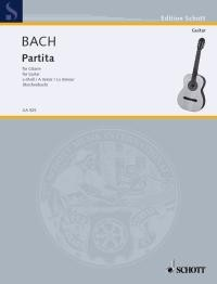Partita in a-min, BWV1013(Reichenbach) available at Guitar Notes.