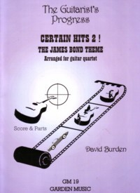 NORMAN: The James Bond Theme available at Guitar Notes.