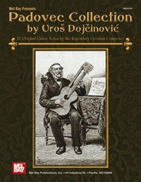 Padovec Collection (Dojcinovic) available at Guitar Notes.