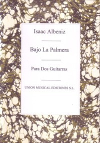 Bajo la Palmera(Llobet) available at Guitar Notes.