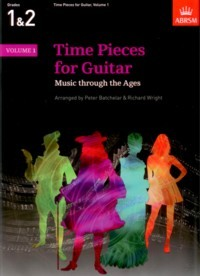 Time Pieces for Guitar Vol.1(Batchelar/Wright) available at Guitar Notes.