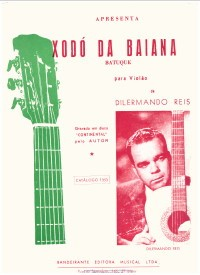 Xodo da Baiana, batuque available at Guitar Notes.