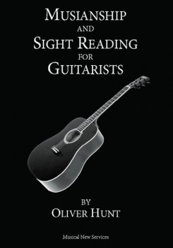 Musicianship & Sight Reading for Guitarists available at Guitar Notes.