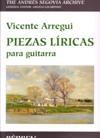 Piezas Liricas(Gilardino/Biscaldi) available at Guitar Notes.