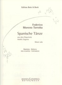 Spanish Dances available at Guitar Notes.