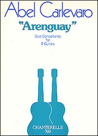 Arenguay available at Guitar Notes.