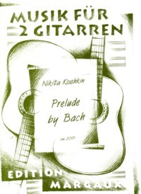 Prelude by Bach available at Guitar Notes.