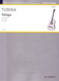Rafaga available at Guitar Notes.