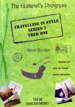 Travelling in Style Series 2, Trek One available at Guitar Notes.