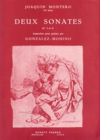Two Sonatas(Mohino) available at Guitar Notes.