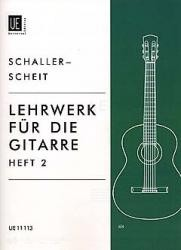 Lehrwerk fur die Gitarre, Vol.2 available at Guitar Notes.
