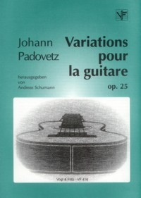 Variations,op.25(Schumann) available at Guitar Notes.