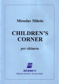 Children's Corner(Cagalj) available at Guitar Notes.