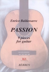 Passion-9 pieces available at Guitar Notes.