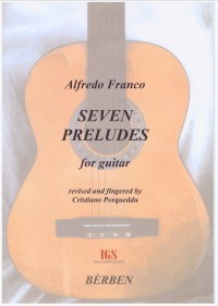 Seven Preludes  available at Guitar Notes.