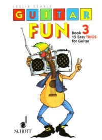 Guitar Fun: Book 3 available at Guitar Notes.