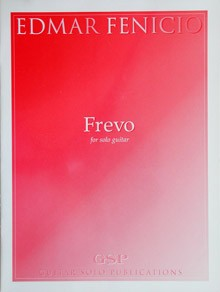 Frevo available at Guitar Notes.