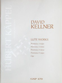 Lute Works(Kappel) available at Guitar Notes.
