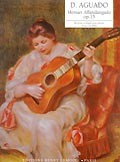 Menuet affandango, op.15(Caceres) available at Guitar Notes.