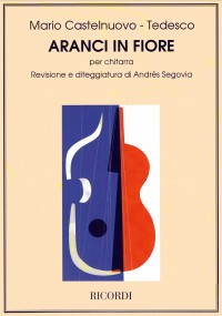 Aranci in Fiore, op.87b available at Guitar Notes.