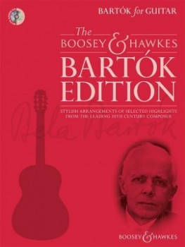 Bartok for Guitar (McCartney) available at Guitar Notes.