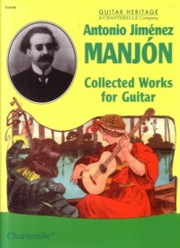 Collected Works for Guitar available at Guitar Notes.