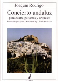 Concierto Andaluz(Romero) [4gtr] available at Guitar Notes.