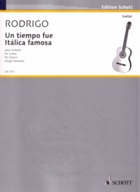 Un Tiempo fue Italica famosa available at Guitar Notes.