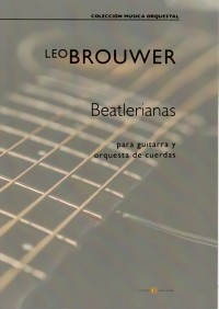 Beatlerianas [1987] [Gtr & Strings] available at Guitar Notes.