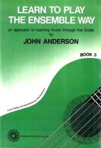 Learn to Play the Ensemble Way, Book 3 available at Guitar Notes.