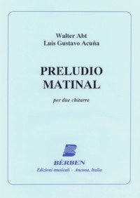 Preludio matinal available at Guitar Notes.