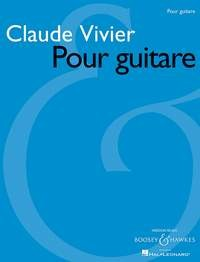 Pour Guitare (Pierri) available at Guitar Notes.