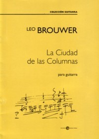 La Ciudad de las Columnas available at Guitar Notes.