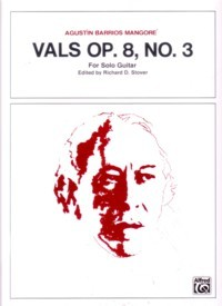 Vals op.8, no.3(Stover) available at Guitar Notes.