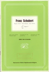 Nine Waltzes, op.9(Schagen) available at Guitar Notes.