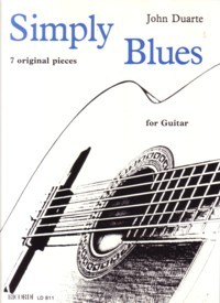 Simply Blues, op.105 available at Guitar Notes.