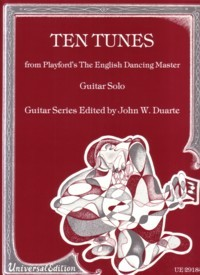 10 Playford Tunes(Duarte) available at Guitar Notes.