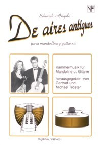 De aires antiguos available at Guitar Notes.