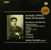 plays Manuel Ponce available at Guitar Notes.