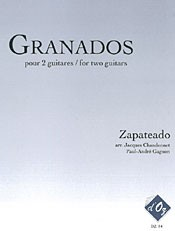 Zapateado(Chandonnet/Gagnon) available at Guitar Notes.