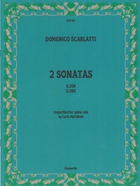 2 Sonatas (Marchione) available at Guitar Notes.