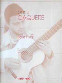 Baile Funk available at Guitar Notes.